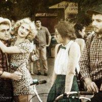 Вело прогулка в стиле ретро :: Сергей Шруба