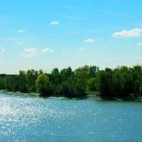 Остров- прекрасный уголок природы :: раиса Орловская