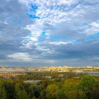 View from Sparrow Hills :: Дмитрий Крыжановский