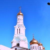 Всевидящее око, или на Бога надейся, а сам не плошай! :: Владимир Болдырев