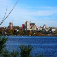 Мой город на Ангаре :: Александр Попов