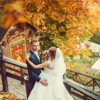 осенняя свадьба :: Ольга Челышева