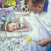 Отцовская любовь :: Наталья