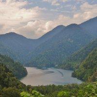 озеро Рица :: Дарья Конарейкина