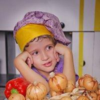 Фотопроект поварята :: Ксения Старикова