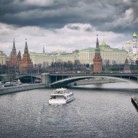 Москва :: Анна Булгакова