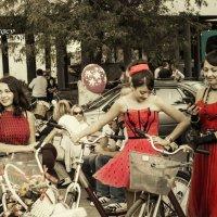 Вело прогулка в Английском стиле :: Сергей Шруба