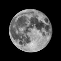Да, это луна :: snik ...