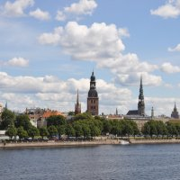 Riga-my lovely city :: Ulvi Jafarov