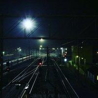 ночной вокзал :: Ольга (Кошкотень) Медведева
