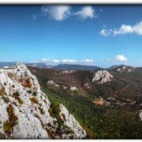 в горах :: Sergey Bagach