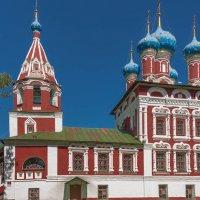 Церковь( царевича убиеннго)  Димитрия на крови :: Svetlana AS