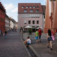 На улицах Фрайбурга... :: Алёна Савина