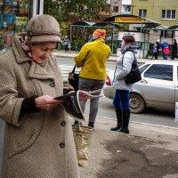 Читающее поколение. :: Валерий Молоток