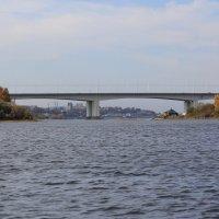 река Ангара осенью. :: Андрей