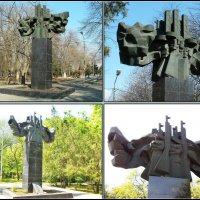 Батайск. Памятник воинам-интернационалистам :: Нина Бутко