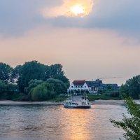 Германия, Река Rein. :: Сергей Гибков