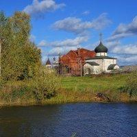 Храм у реки...2 :: марк