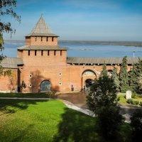 Фотопрогулка в Нижний Новгород. :: Nonna