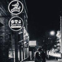 Ночь. Улица. Поэт :: Дмитрий Тарарин