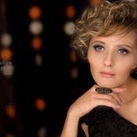 Женщина-загадка. :: Юлия