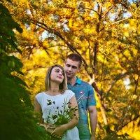 Лилия и Евгений :: Наталья Здержикова