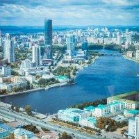 Панорама Екатеринбурга :: Ольга Скоринова