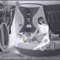 «Белый ром» :: Angelina Ya