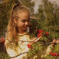 Осень :: Никита Скалин