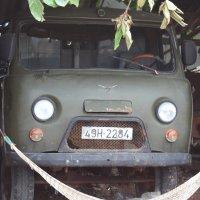 "УАЗ - ""Батон"" во Вьетнаме :: Сергей Смоляр"