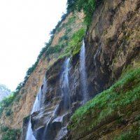 Чегемские водопады :: Анна Алексеева
