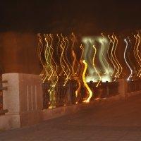 Огни ночного города :: Tatyana Kuchina