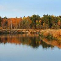 Осень золотая!октябрь :: Павлова Татьяна Павлова