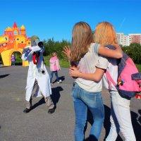 Северодвинск. Фестиваль красок. Марсианский фотографер :: Владимир Шибинский