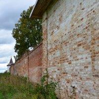 Древние стены. :: Oleg4618 Шутченко