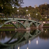 Сказочный мост :: Юлия Ларина