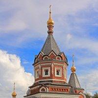 Часовня Александра Невского (Ярославль). :: Александр Назаров