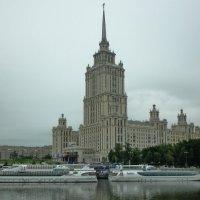 Отель Украина :: Борис Александрович Яковлев