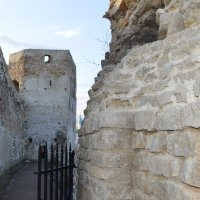 Старая  крепость :: Vladimir Semenchukov