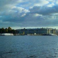 Петербург. Вид на Исаакий :: Иван Миронов