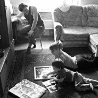 Молодая семья :: Игорь Свет