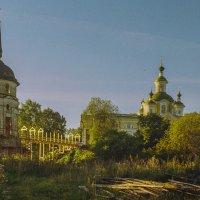 Вид на монастырь :: Андрей Нестеренко