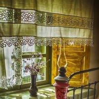 Старая лампа :: Александр Ч