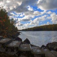 Облачная осень. :: Марина Шубина