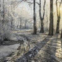 Лёд и пламень :: Олег Сонин