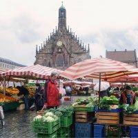 Hauptmarkt, Nürnberg :: Grigory Spivak