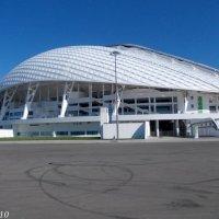 "Олимпийский парк. Стадион ""Фишт"" :: Нина Бутко"
