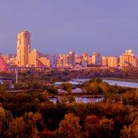 Город золотой... :: Юрий Ефимов