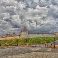 Казанский Кремль :: Марина Назарова