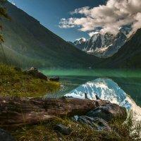 Шавлинское озеро :: Татьяна Копцова